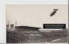 Zeppelin w Bytomiu nad stadionem